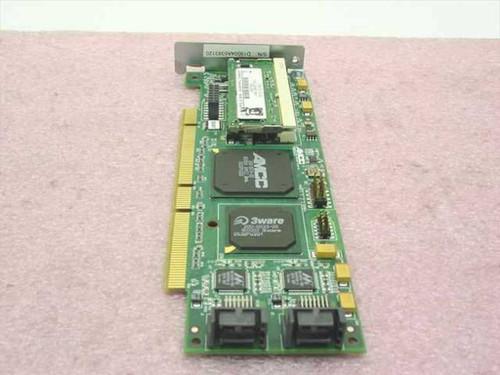 AMCC 3ware 64-bit/66MHz SATA Raid Controller Card 700-0 (9500S-4LP)