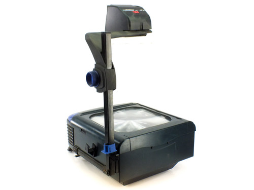 3M 1800 Portable Overhead Transparency Projector - Model 1800 BJ2 - As Is