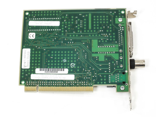 SMC 8432BTA Rev A Ethernet PCI Card RJ45/AUI/BNC Network Card - Without Socket