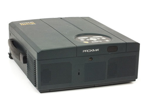 Proxima DP6850 Desktop LCD Projector 1024x768 XGA 1,500 Lumens VGA & RCA