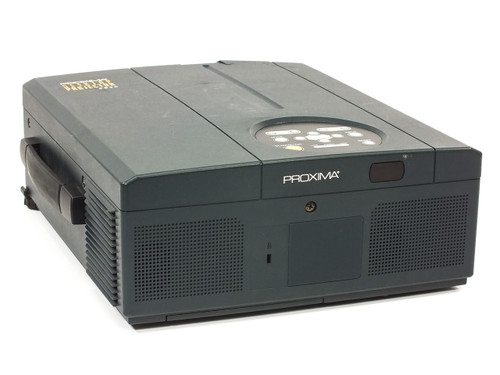 Proxima DP6850 Desktop LCD Projector 1024x768 4:3 1,500 Lum - Cracked Plastic