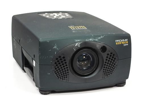 Proxima DP5900 4:3 Desktop LCD Projector 832x624 SVGA 700 Lumens VGA & RCA