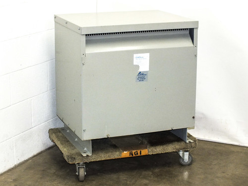 Acme Electric DTGB0754S 75kVA Drive Isolation Transformer PRI:460 SEC:480Y/266