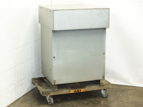 Matra Electric 75kVA Dry Type Transformer PRI:480 Delta SEC:480Y/266 (6075432L)