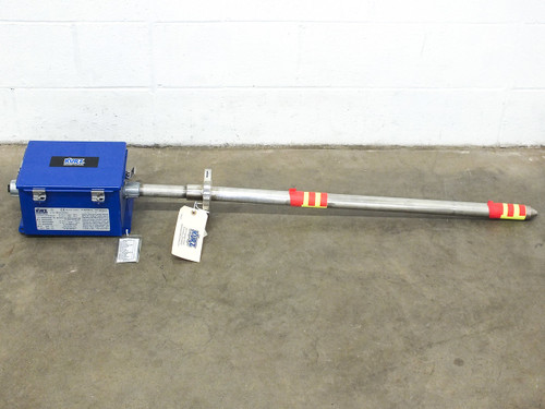 Kurz Instruments K-BAR 2000B Multipoint Insertion Mass Flow Meter Element