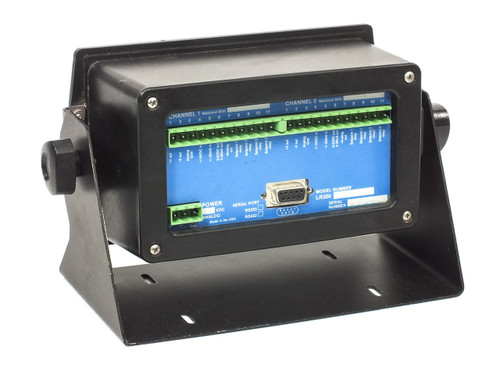 Span 2-Channel Digital Scale Terminal 12VDC LR300 Series w/ Bracket (LR300-2100)