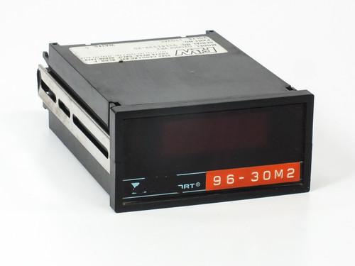 Newport Q2000FVR2 AC Voltmeter Panel Meter 1/8 DIN 120-Volt AC - Tested GOOD