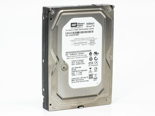 """Western Digital WD800AAJS-00WAA0 80GB 3.5"""" SATA Hard Drive Caviar SE 7200RPM"""