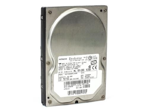 "Dell 8D048 80GB 3.5"" SATA Internal Hard Drive - Hitachi Deskstar 0A31048"
