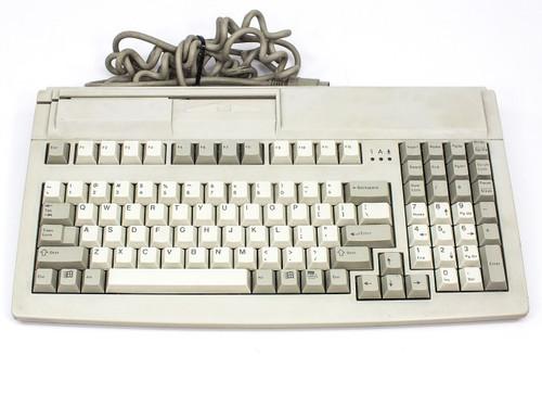 Cherry G81-7000LABUS/03 Compact MSR Keyboard AT 104-Key Mechanical MY 7000