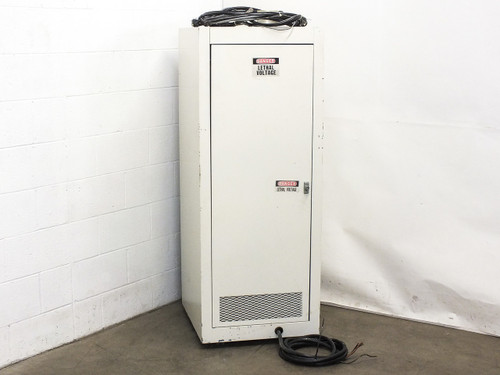 RF Plasma Products HFS-2000D Power Generator 2kW @ 13.56 MHz Eimac 5CX1500A Tube