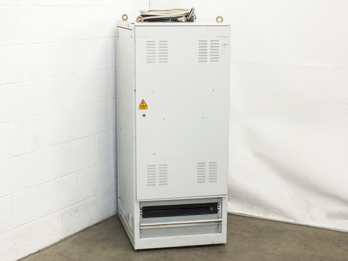Balzers RFS 302 2.5kW @ 13.56 MHz RF Plasma Generator Power Supply in Enclosure