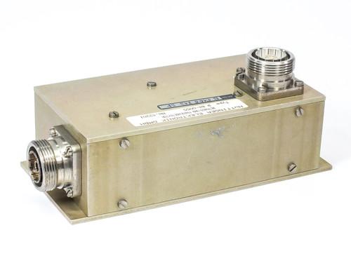 Huttinger Elektronik B 84-0055 Magnitude and Phase Detector - RF/ Microwave