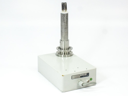 Balzers BG 543 610 -T RF Microwave Plasma Igniter with DN40KF Flange