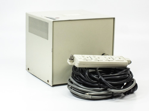 Jeol EM-SDT10 Transformer PRI: 115 SEC:100 Volt AC w/ 4-Port Power Strip Output