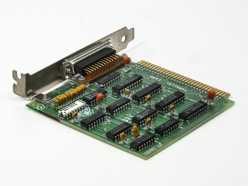 IBM 1501987 8-Bit ISA XM Parallel Card from an XT 8088 286 PC Computer