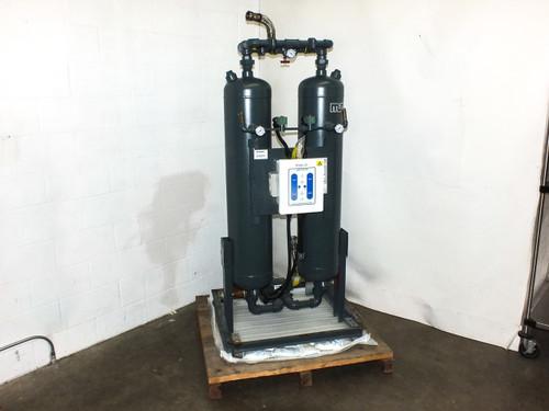 Mattei HLD-250 HeatLess Regenerative Air Dryer - Missing Control Board - As Is