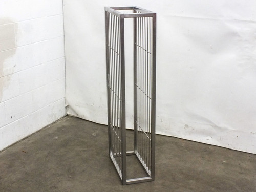 NTA Industries KD1512 UltraClean Stainless Steel Series 1500 Shelf Unit