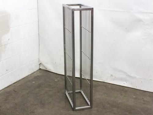 NTA Industries KD1512 UltraClean Stainless Steel Series 1500 Shelf Unit