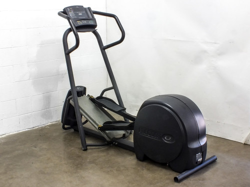 Precor 5.17 Elliptical Crosstrainer Looks Complete v102 PCB - NO POWER - As Is