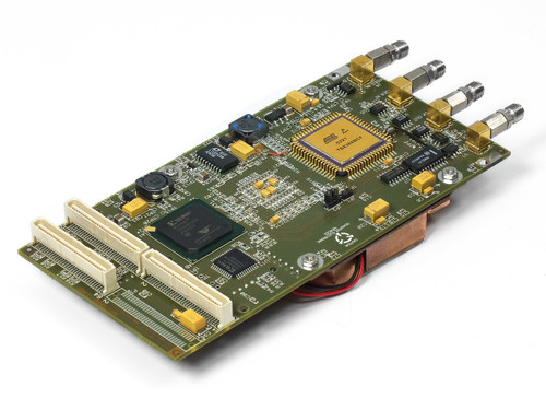 Delphi Engineering MRC3000 Processor Unit for Curtiss-Wright System Board