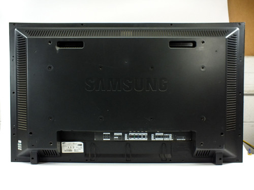 """Samsung 400pxn SyncMaster 40"""" LCD Widescreen Display 720p NO REMOTE / LOCKED"""