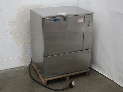 Amsco Hoplab 911 Glassware Dryer 5.35 Cubic Foot 21.5 x 20.5 x 21 Chamber