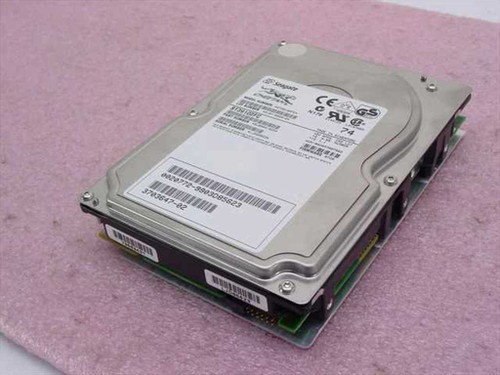 """Seagate ST39102FC 9.1GB 3.5"""" Hard Drive Fibre Channel HDD AS-IS"""