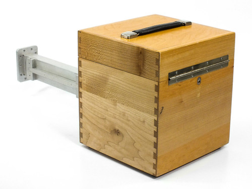 LNR Communications HCL/4 Hot Cold Load Attenuator in Wooden Box