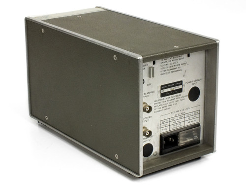 HP 435B Analog Power Meter 20VA Max - 115/240 Volt AC