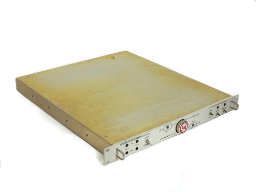 Specialty Microwave 4000A-70 1:1 TX Satcom Baseball Switch Protection 4000
