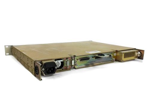 California Microwave SDM-2020 Satellite Modulator SW v4.1.4 with LVDS Interface.