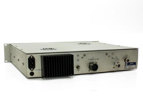 Miteq DN8000/5942 C-Band Downconverter 4198.6 MHz RF Satcom Rackmount