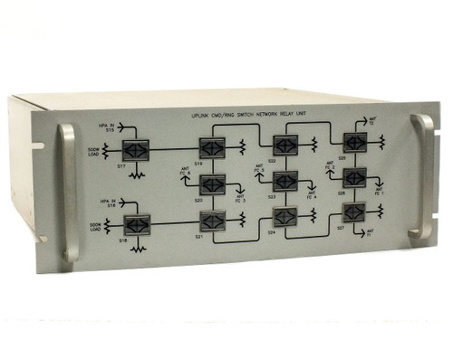 Uplink CMD/RNG Switch Network Relay Unit