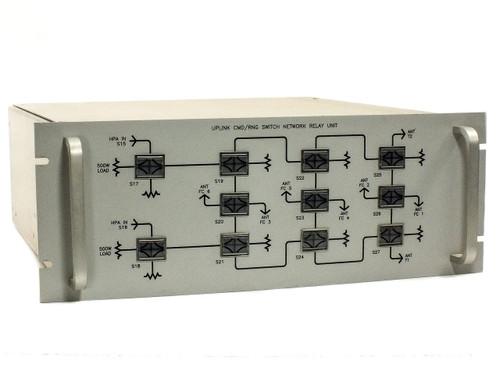 Uplink CMD/RNG Switch Network Relay Unit
