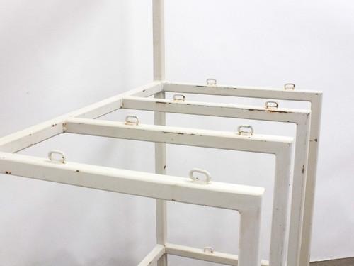 Air Liquide / Scott Gas Cylinder Rack and Separator 3-Bay 2-Deep - 84CS / 84PCS