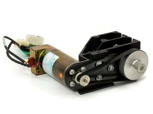 Pittman 9236C185-R3 30.3V DC Motor Encoder with 2 Gears - Exabyte Drive Board