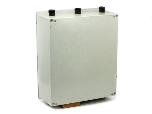 Industrial Controller Plastic Enclosure with ICP DAS VPD-143 Touch Screen Display