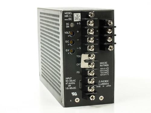 Nemic Lambda Model HR-11 5v 20a Power Supply - In Box