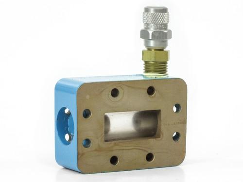 RCM OMC4002 C-Band / WR137 Waveguide Pressure Window - UN5U5 5.85 ~ 8.20GHz