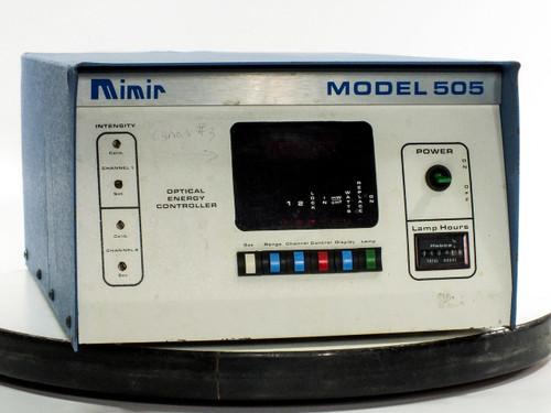 Mimir 505C Optical Energy Controller for 375 Watt UV Mask Aligner