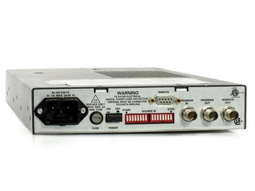 Tektronix VITS 100 NTSC Vits Inserter - Video Signal Generator