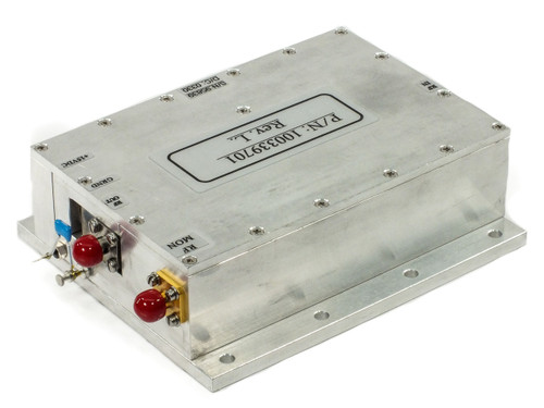 Varian 100339701 Rev. L Solid State Amplifier