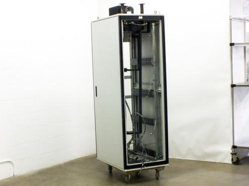 CPI Satcom NCB4400U109 Waveguide Klystron TWTA  Transmitter Cabinet