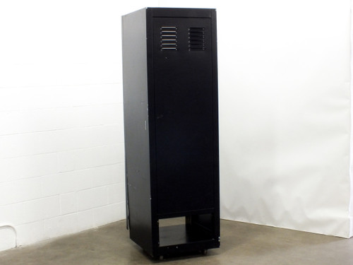 "Rackmount Enclosure Cabinet 19"" Full Height with Fan"