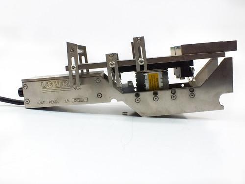 US Vibra 2028-A Linear Vibratory Feeder 110 Volt AC with Speed Control Knob