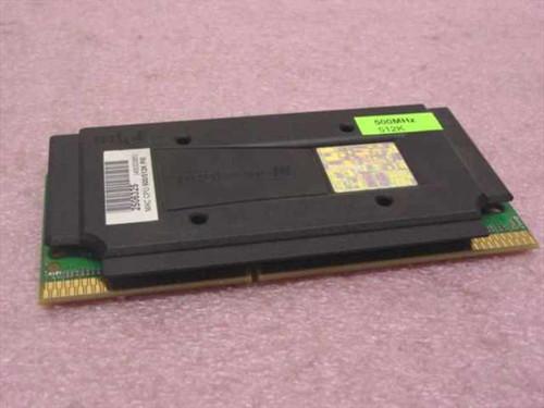 Intel SL35E PIII Slot 1 CPU 500Mhz/512/100/2.0V - No Heatsink - Bare Pentium CPU