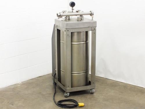 Varian 931-5009 Liquid Nitrogen Sorption Pump
