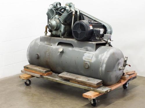 Brunner Eng. 1051 Air Compressor with Dayton SM299 Motor 230/460 VAC 3 Phase
