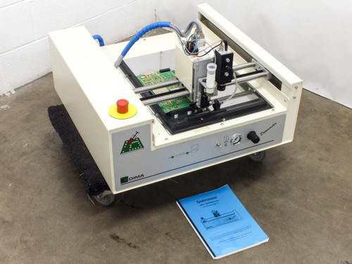 Dima SMDU-5000 Dotmaster Automatic Dispensing Unit - Solder Dot Placer